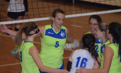 Quarto 3-1 consecutivo per il Volley 36 che va a vincere a Delebio - LE FOTO
