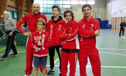 Luca Nava vince il Titolo Provinciale di tennis tavolo