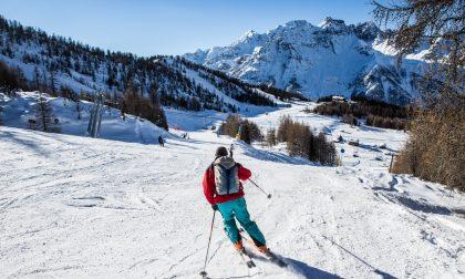Neve: apertura anticipata per gli impianti in Valmalenco