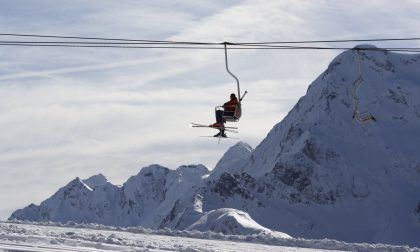 Aprica, via alla stagione dello sci