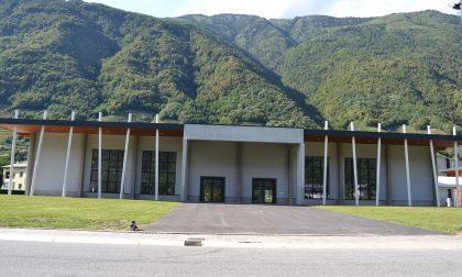 Villa di Tirano, domenica 19 l'inaugurazione del Polifunzionale