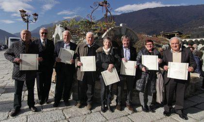 Premiati 24 nuovi Maestri del Commercio