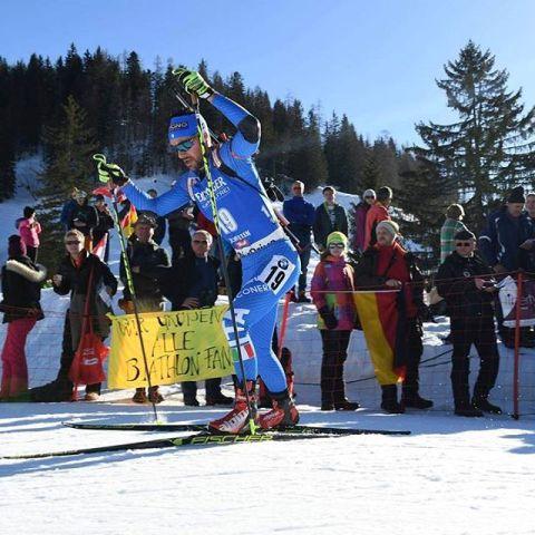 Calendario Biathlon.Debutto Di Thomas Bormolini In Coppa Del Mondo Di Biathlon
