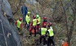 Due feriti per cadute in montagna – LE FOTO