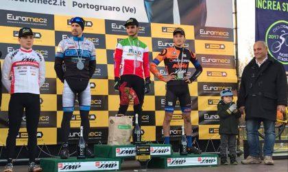In Italia il ciclocross è sempre nel nome di Gioele Bertolini