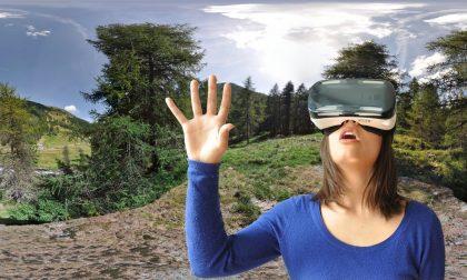 """Parco Stelvio, """"Virtual Reality Point"""" ad Artigiano in Fiera"""