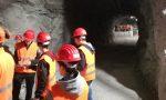 Cava Day, 40 studenti scoprono la miniera