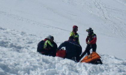 Giovane sciatore cade all'Aprica, è grave