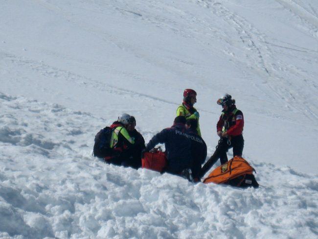 Valanga a Livigno: uomo muore nella zona della Forcola