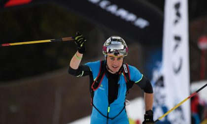 Valtellinesi dominano i Campionati Italiani di Vertical