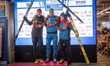 Esordio vincente nella sprint per Nicolò Canclini in Cina