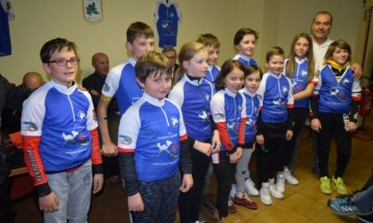 Festa per la grande famiglia del ciclismo provinciale LE FOTO