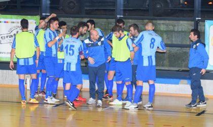 Si conclude il girone di andata in serie C1 nel calcio a 5