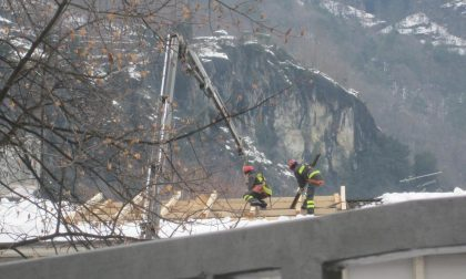 Crolla tetto della scuola le lezioni riprendono lunedì