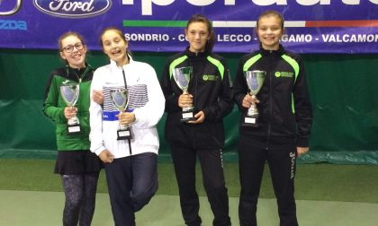 Tennisporting Club di Sondrio alla conquista della Coppa Comitato