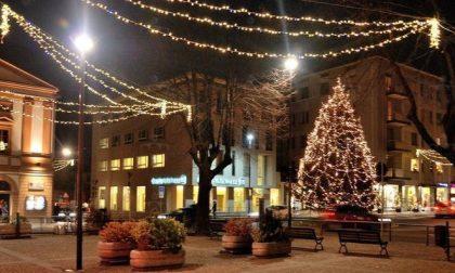 """Luminarie in città: """"A Sondrio, Morbegno e Chiavenna per accendere la speranza"""""""