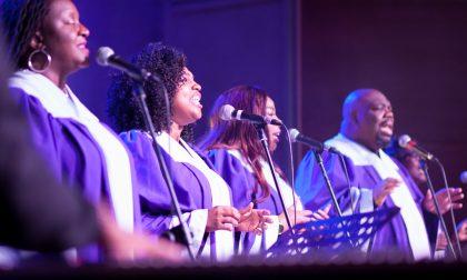 Morbegno, gospel da brividi con Nate Brown & One Voice