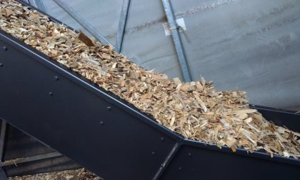Tirano, nuovo impianto per la filiera del legno