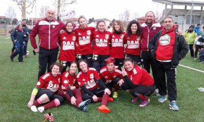 Ladies Team sondaline seconde in Coppa Italia a Parabiago