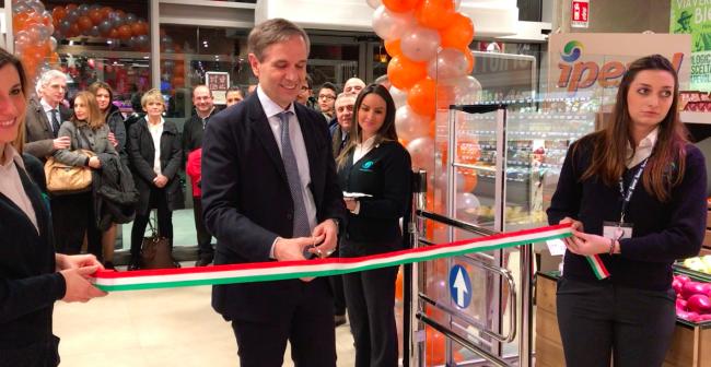 Iperal inaugura il nuovo iperstore di Monte Olimpino VIDEO