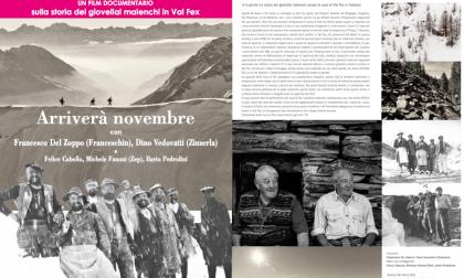 Film sui giovellai malenchi in Val Fex