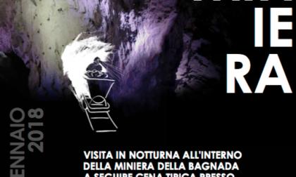 Una notte alla miniera della Bagnada in Valmalenco