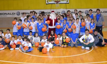 Basket Chiavenna in festa e pensa al ventennale LE FOTO