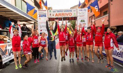 Festa a Sondrio per il mondo dell'atletica provinciale