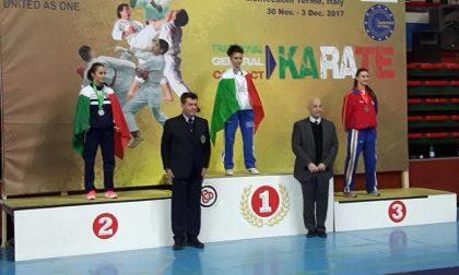 Mondiali Karate Trionfa Federica Creta