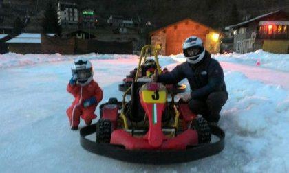 Aprica, Ice Kart in arrivo!