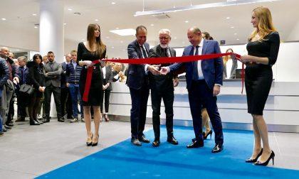 Techno Motori inaugura la nuova sede Porsche