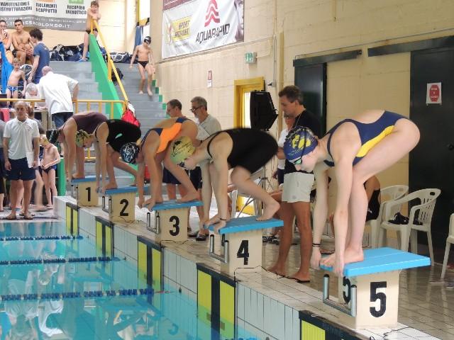 Prende il via domani il circuito natatorio del Csi Como-Sondrio