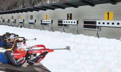 Opening della nuova Biathlon Arena a Livigno