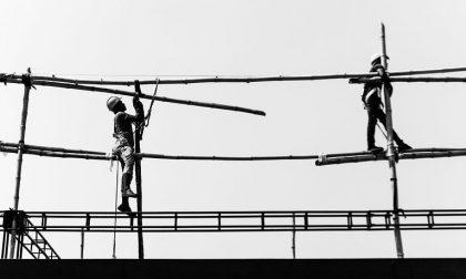 Lavori in quota e caduta dall'alto