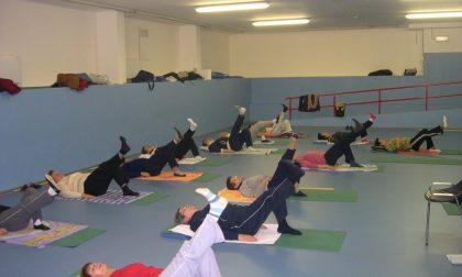 Aperte le iscrizioni ai corsi di ginnastica per gli over 60 a Sondrio