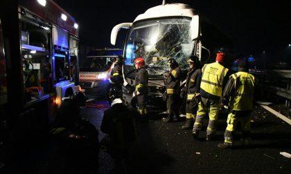 Grave incidente tra Lainate e la barriera di Milano Nord