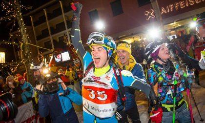 Record e vittoria per Michele Boscaccialla Mountain Attack