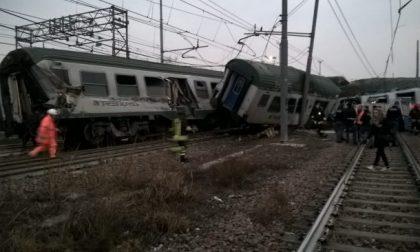 Treno deragliato decine di feriti FOTO