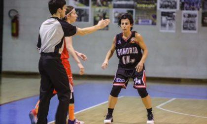 Anna Gavazzi e una carriera infinita dedicata al basket