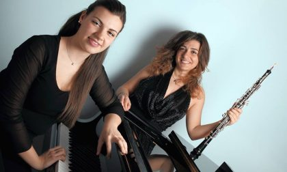 Morbegno, concerto con il duo Broglia-Giordani, oboe e pianoforte