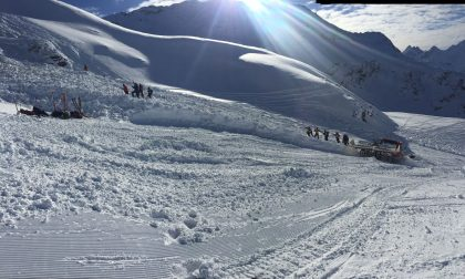 Valanga a Bormio L'ha provocata uno sciatore poi fuggito - LE FOTO