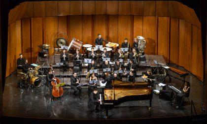 Sondrio, la Vivaldi diventa jazz band