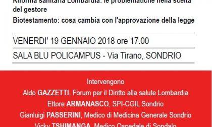 Raccolta firme per Matteo Oreggioni e Silvia Brianti alle Regionali
