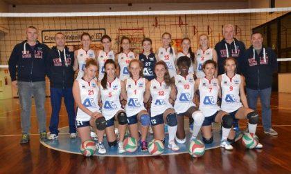 L'anno nuovo porta la prima vittoria stagionale al Volley Morbegno