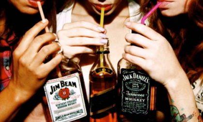 Allarme alcol: sei soccorsi in poche ore
