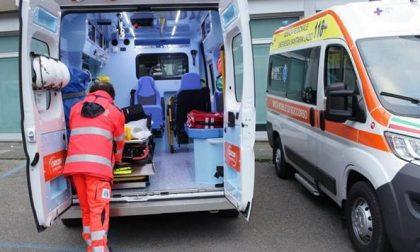 Incidente a Tartano, 25enne all'ospedale