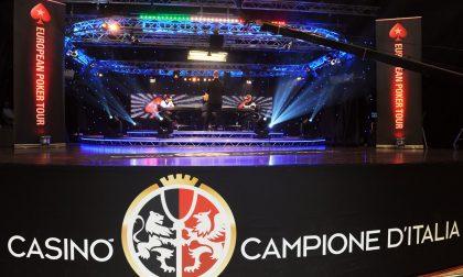 Rapina al Casinò di Campione bandito in fuga con 500mila euro