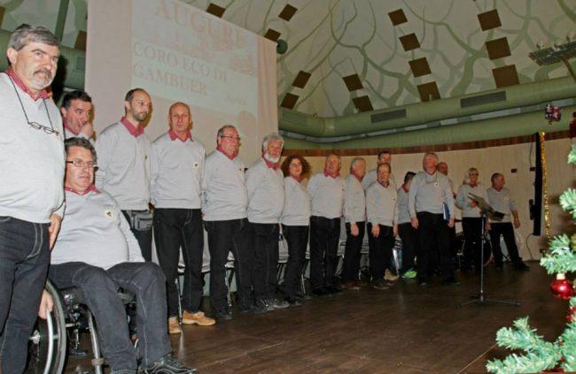Aprica, i 20 anni del coro Eco di Gambuer