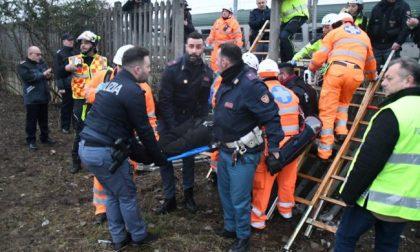 Treno deragliato 20 feriti restano in ospedale