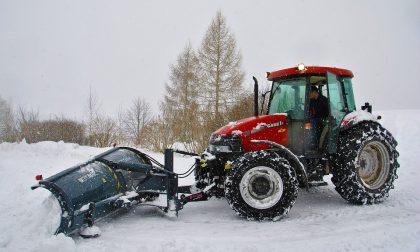 Sgombero neve, residenti parte attiva